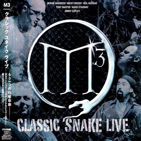 download M3 - Classic Snake - Live (2004)