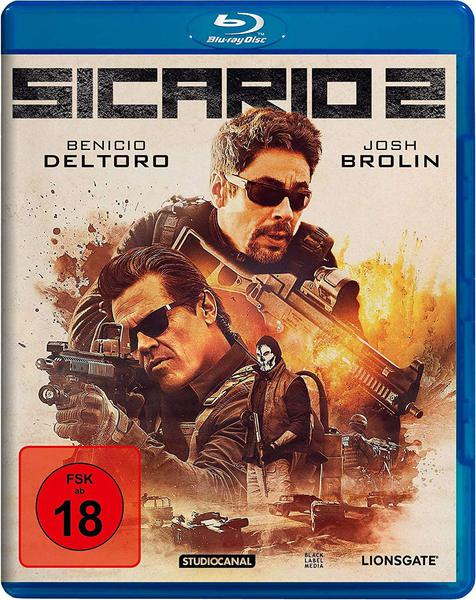 download Sicario 2 (2018)