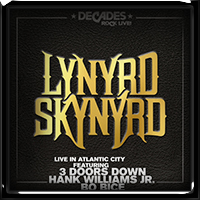 Lynyrd Skynyrd - Live in Atlantic City 2018