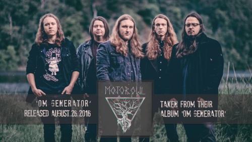 Motorowl - Discography (2016-2018)