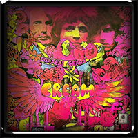 Cream - Disraeli Gears 1967