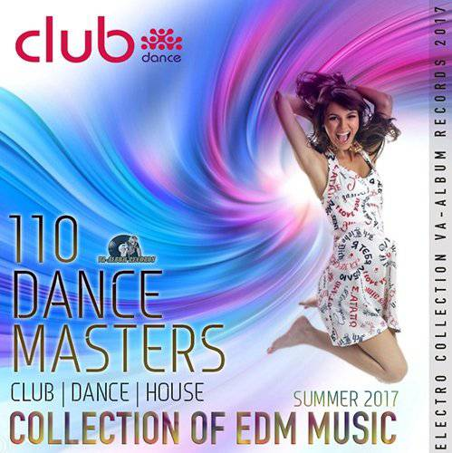 Master Dance Collection Of EDM Music (2017)