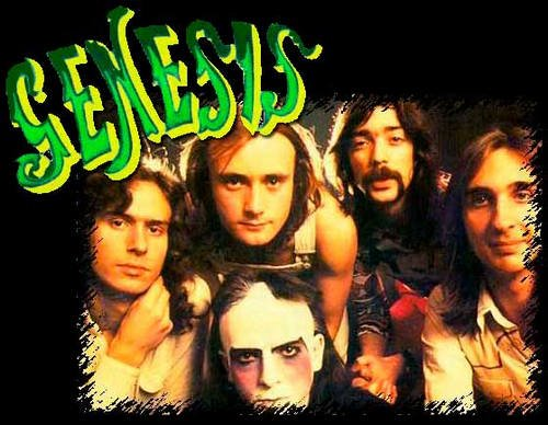 Genesis - Discography (1969-2014)