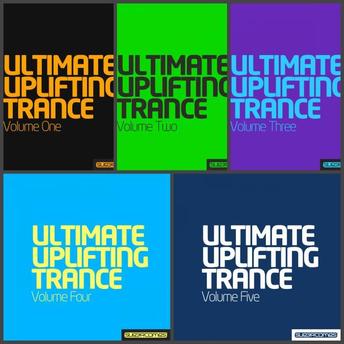 Ultimate Uplifting Trance Vol. 1-5 - 2013-2014 (20 ...