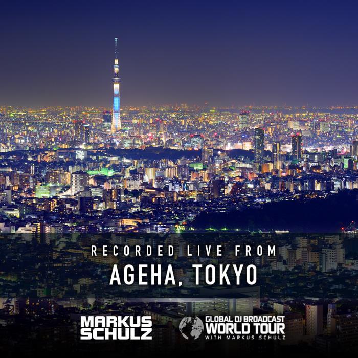 Markus Schulz - Global DJ Broadcast (2018-10-04) World Tour Tokyo