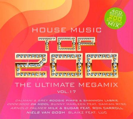 House Music Top 200 Vol.17 (2018)