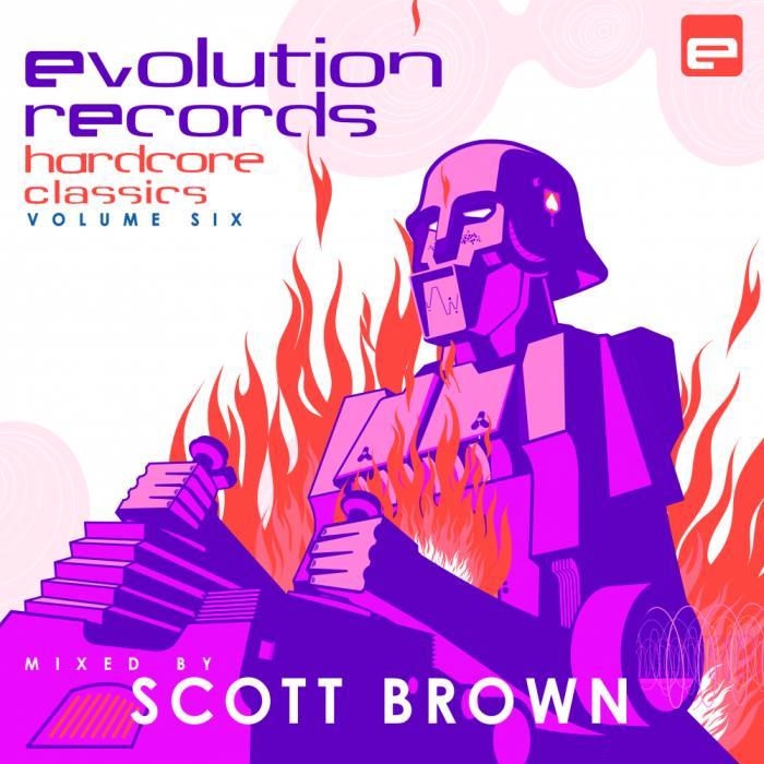 Evolution Records Hardcore Classics Vol. 6 (2018)