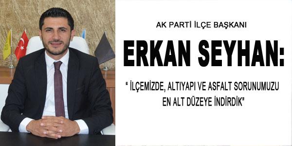 Seyhan Büyükşehir Belediyesinin çalışmalarını açıkladı
