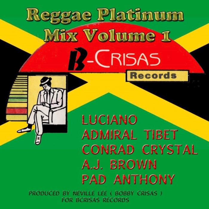 Reggae Platinum Mix, Vol. 1 (2018)