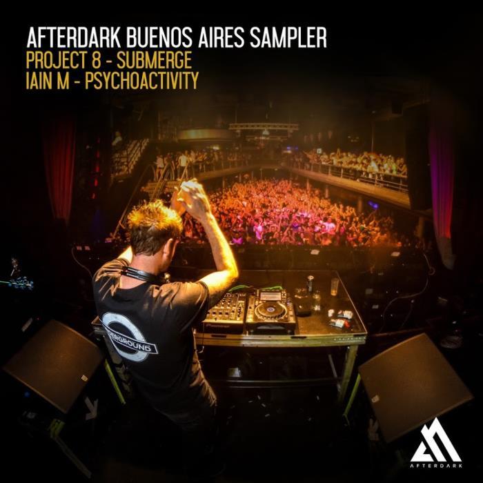 Afterdark Buenos Aires Sampler (2018)