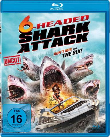 download 6 Headed Shark Attack Dont mix with the Six