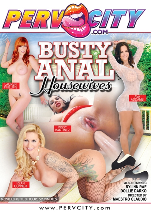 Busty Anal Housewives [2018/WEBRip/FullHD 1080p]