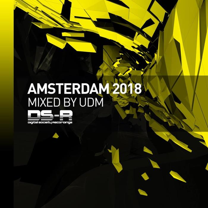 Amsterdam 2018: Mixed by UDM (2018)