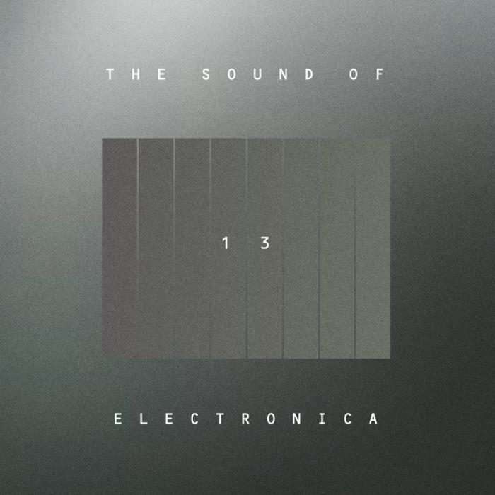 The Sound Of Electronica, Vol. 13 (2018)