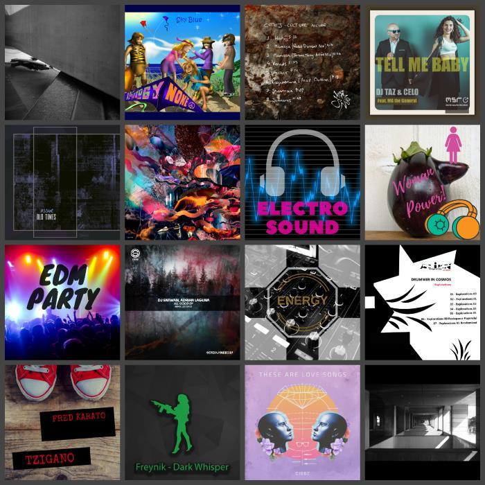 Beatport Music Releases Pack 541 (2018)