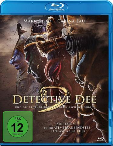 download Detective Dee und die Legende der vier himmlischen Koenige