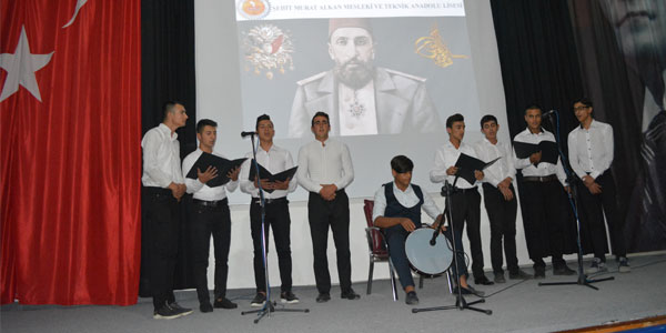 """Abdulhamid'i Anma Proğramı"" düzenlendi"