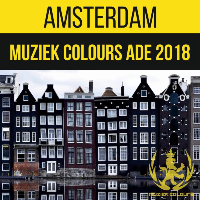 Amsterdam Muziek Colours ADE 2018 (2018)