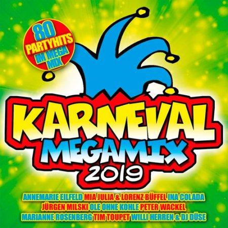 Karneval Megamix 2019 (2018)
