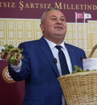 MHP FINDIK İÇİN AKP'YE OY İSTEDİ