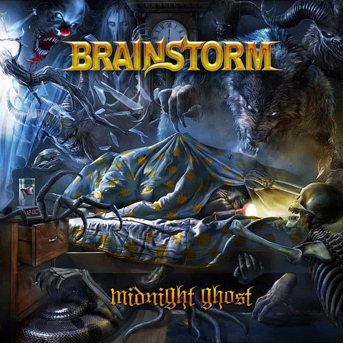 Brainstorm - Midnight Ghost (2018, DVD5)