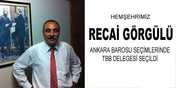 Ankara Baro Başkanlığına Erinç Sağkan seçildi
