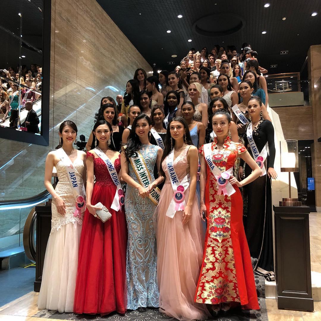 candidatas a miss international 2018, part II. final: 9 nov. sede: tokyo.  - Página 6 Wmbmp37f