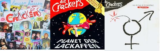download Die Crackers - 3 Alben