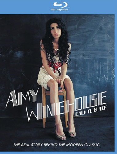 download Amy Winehouse - Back To Black (2018, Blu-ray)