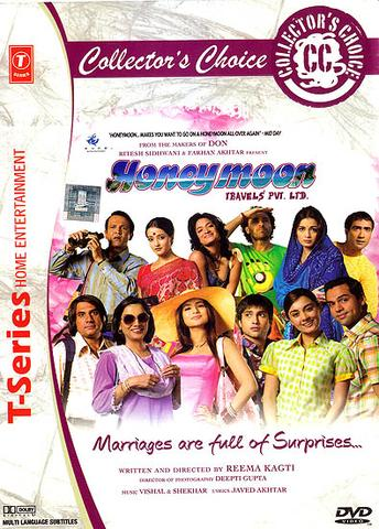 download Honeymoon Travels Pvt. Ltd. (2007)