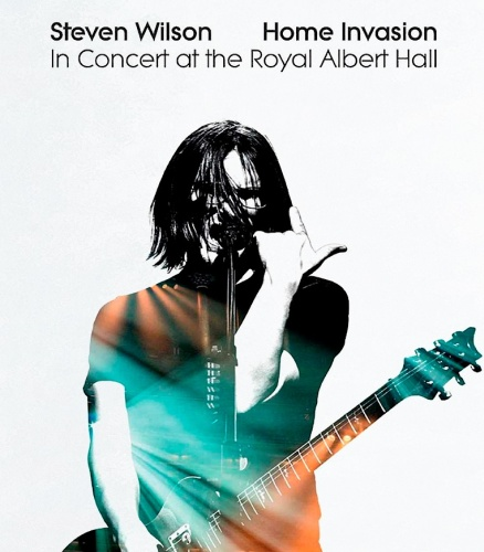 Steven Wilson - Home Invasion - In Concert At The Royal Albert Hall (2018, Blu-ray)