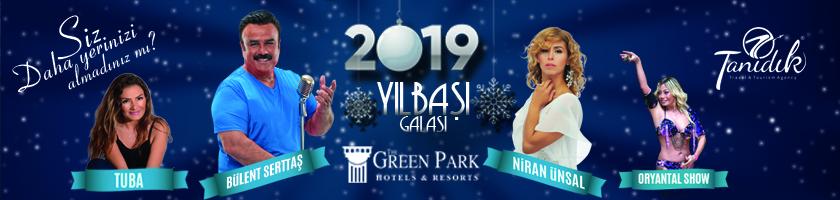 Tan�d�k Turizm 2019 Y�lba��