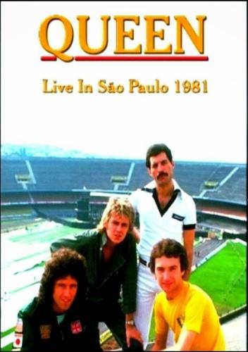 download Queen - Sao Paulo (1981, DVD5)