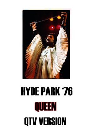 download Queen - Live in Hyde Park (1976, DVD5)