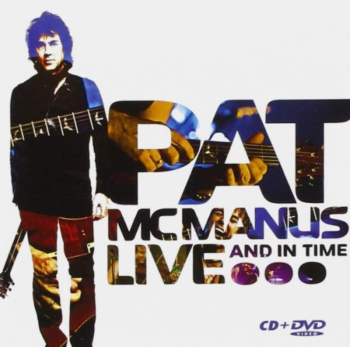 Pat McManus Band - Live and in Time (2009, DVD5)