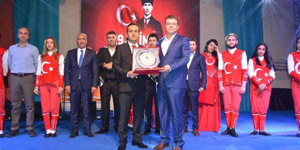 Aşkı Cumhuriyetin sponsoru Ankara Ticaret Borsası