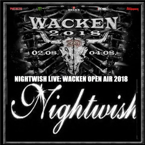 Nightwish - Wacken Open Air (2018, HDTV)