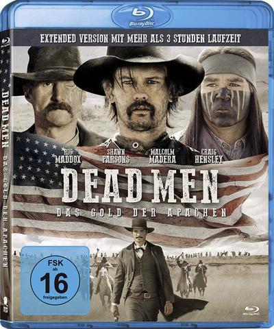 download Dead Men - Das Gold der Apachen (2018)