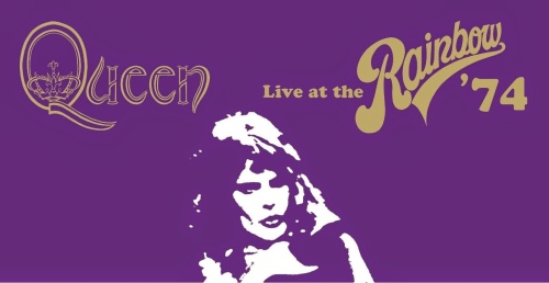 Queen - Live At The Rainbow 1974 (2007, DVD5)