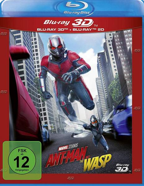 download Ant Man and the Wasp 3D