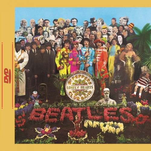 The Beatles - Sgt. Pepper's Lonely Hearts Club Band (2017, ADVD9)