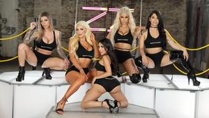Bridgette B, Gina Valentina, Karma Rx, Lela Star, Nicolette Shea – Brazzers House 3: Finale