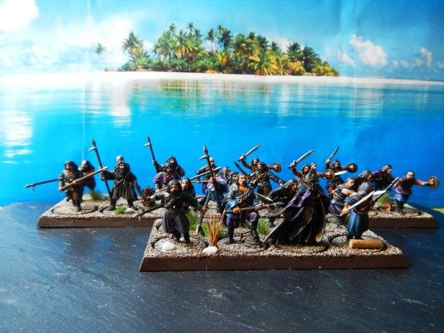 Sauron et ses 10 Armées - L' Armée de L'Immortel H5koujfs
