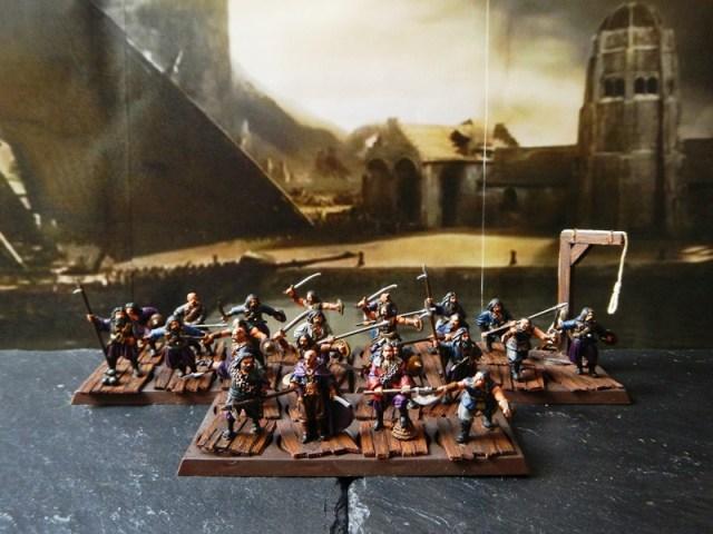 Sauron et ses 10 Armées - L' Armée de L'Immortel U37nu34m