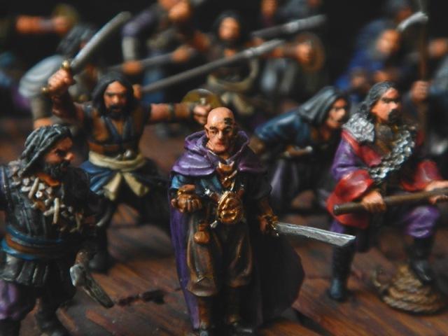 Sauron et ses 10 Armées - L' Armée de L'Immortel Vnsbymek