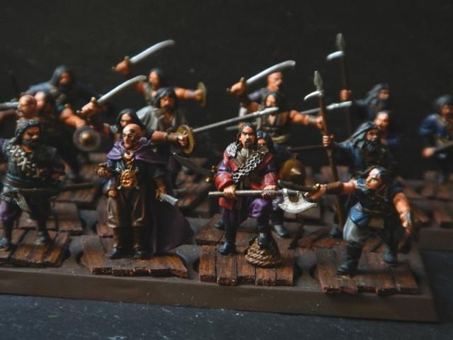 Sauron et ses 10 Armées - L' Armée de L'Immortel Wolsrhlh
