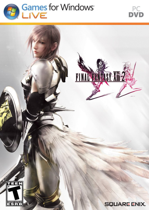 Final Fantasy XIII-2 MULTi8