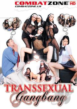 Transsexual Gangbang Cover