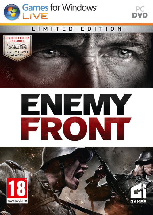 Re: Enemy Front (2014)