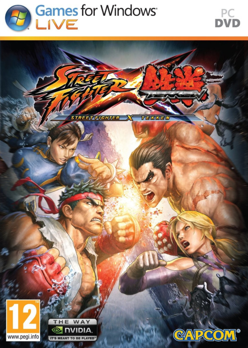 Street Fighter X Tekken Complete Pack MULTi11  –  ElAmigos